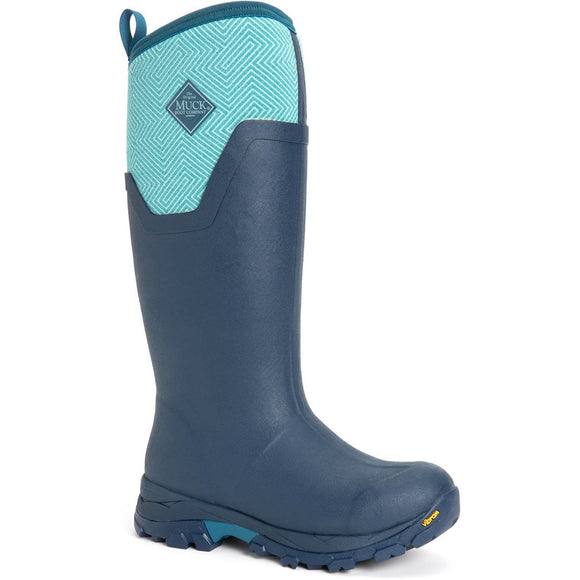 Muck Boots Non-safety Wellingtons Muck Boots Womens Arctic Extreme - Blue
