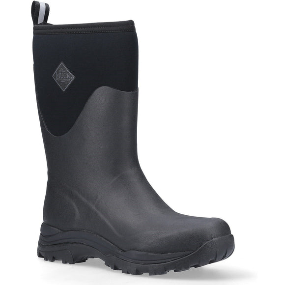 Muck Boots Wellingtons Muck Boots Arctic Outpost Mid Wellington