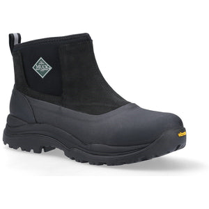 Muck Boots Wellingtons Muck Boots Mens Arctic Outpost Short Boot with Vibram Grip