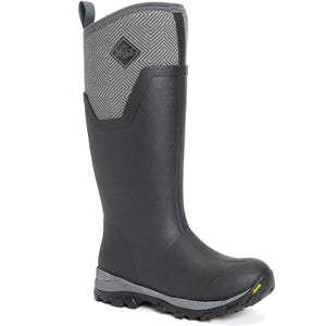 Muck Boots Wellingtons Muck Boots Women's Arctic Ice Extreme Tall Boot - Black/Heather