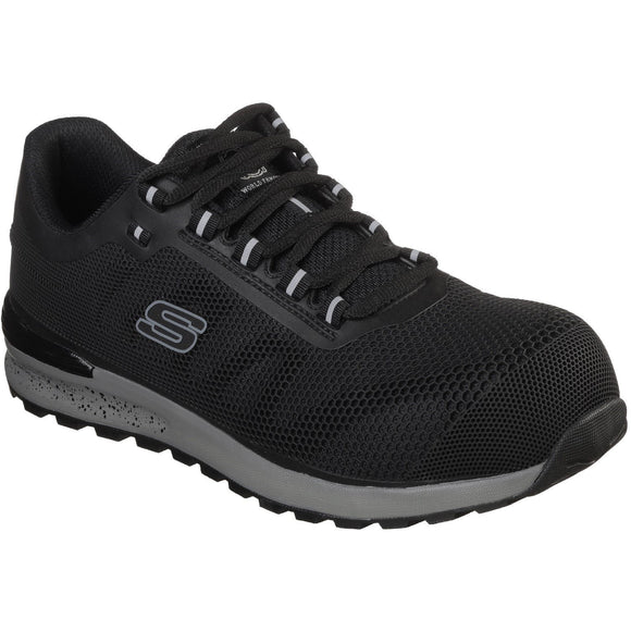 Skechers Safety Trainers Skechers Bulklin Mens Safety Trainer with Composite Toe Cap