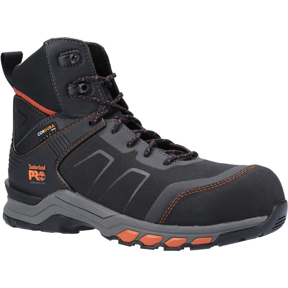 Timberland Pro Mens Timberland Pro NEW Hypercharge Cordura Safety Boot with Composite Toe Cap