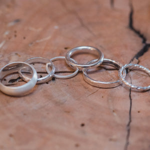 Silver ring making class based in Broadstairs with Ami of AB Jewellery, Goldsmith