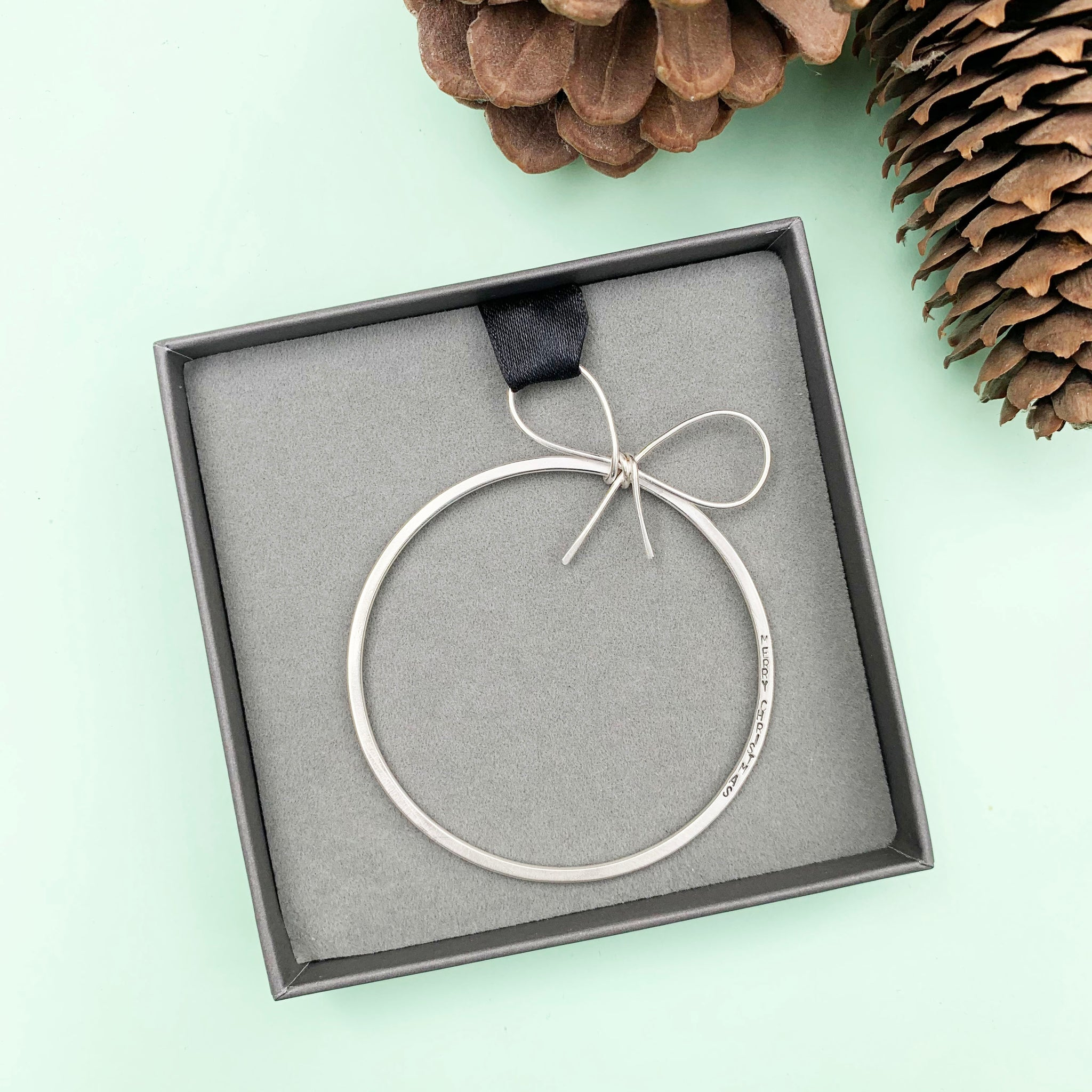 Sustainable Bauble Set