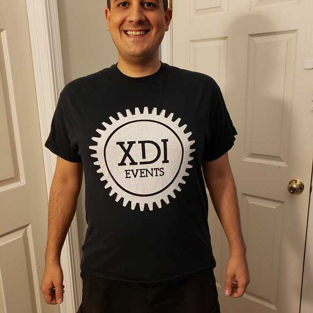 XDI Events Merch