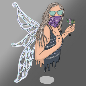 Festy Fairy Babe - By Steezy.Plumes