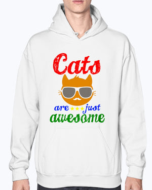 Cats are just Awesome