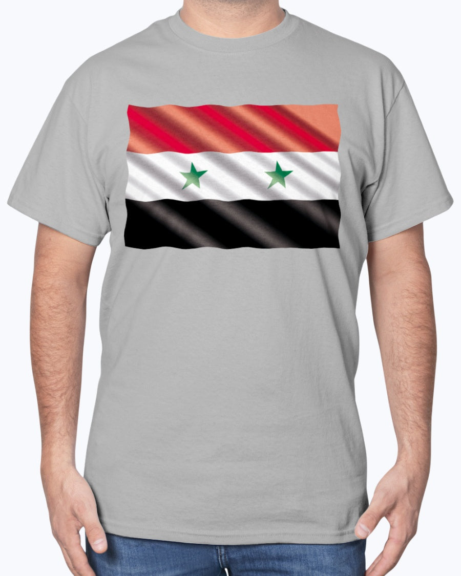 Flag of Syria Apparel