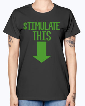 $STIMULATE THIS - MADE IN USA