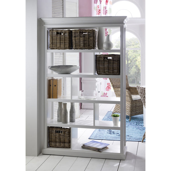 Danish Furniture | Open Bookshelf and Room Divider |H12727 -  Furniture - Teakwood Central