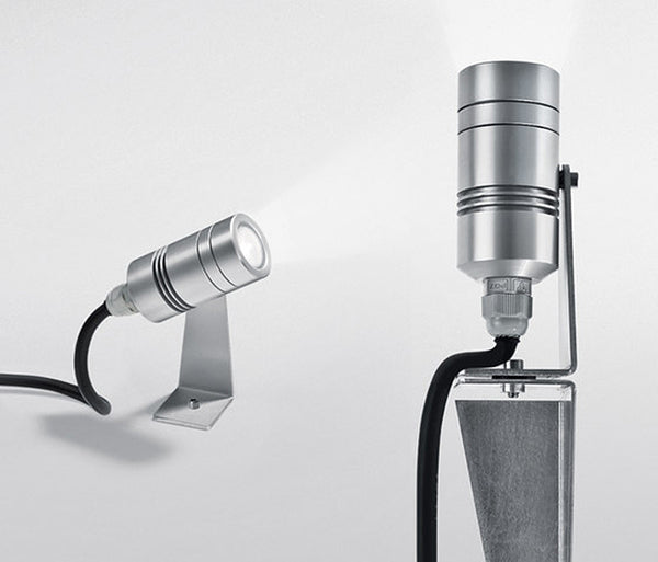 Artemide | Minispot Wall/Floor Outdoor Spot Light | AM-MINISPOT