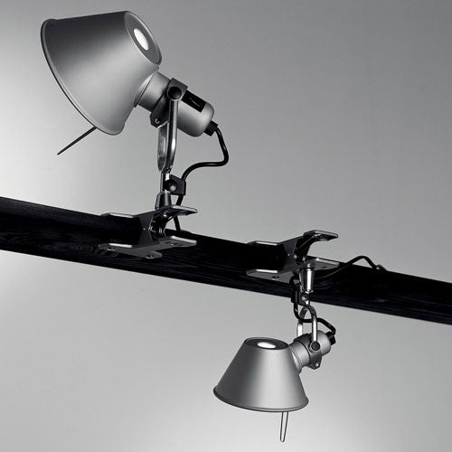 Artemide | Tolomeo Clip Spot Lamp |AM-Clip -  Indoor Lighting - Teakwood Central