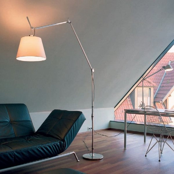 Artemide | Tolomeo Mega Floor Lamp |AM-TOMEG -  Indoor Lighting - Teakwood Central