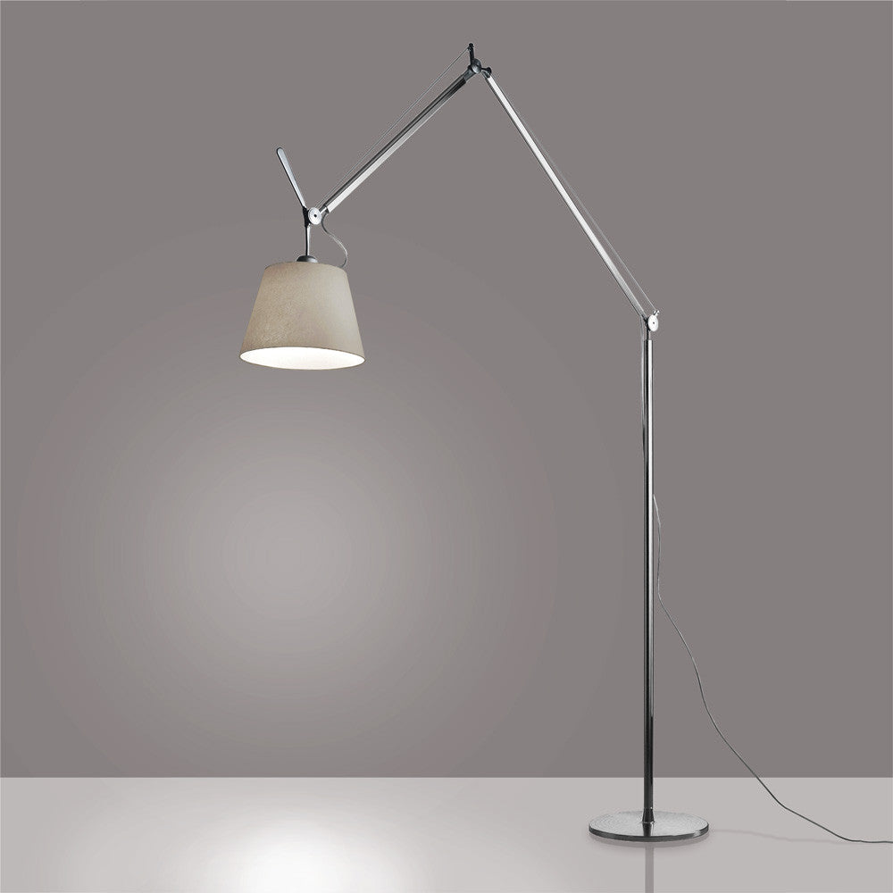 artemide tolomeo mega led floor lamp am tomeled. Black Bedroom Furniture Sets. Home Design Ideas