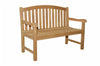 Anderson Teak | Chelsea 2-Seater Teak Garden Bench |BH-004R -  Furniture - Teakwood Central