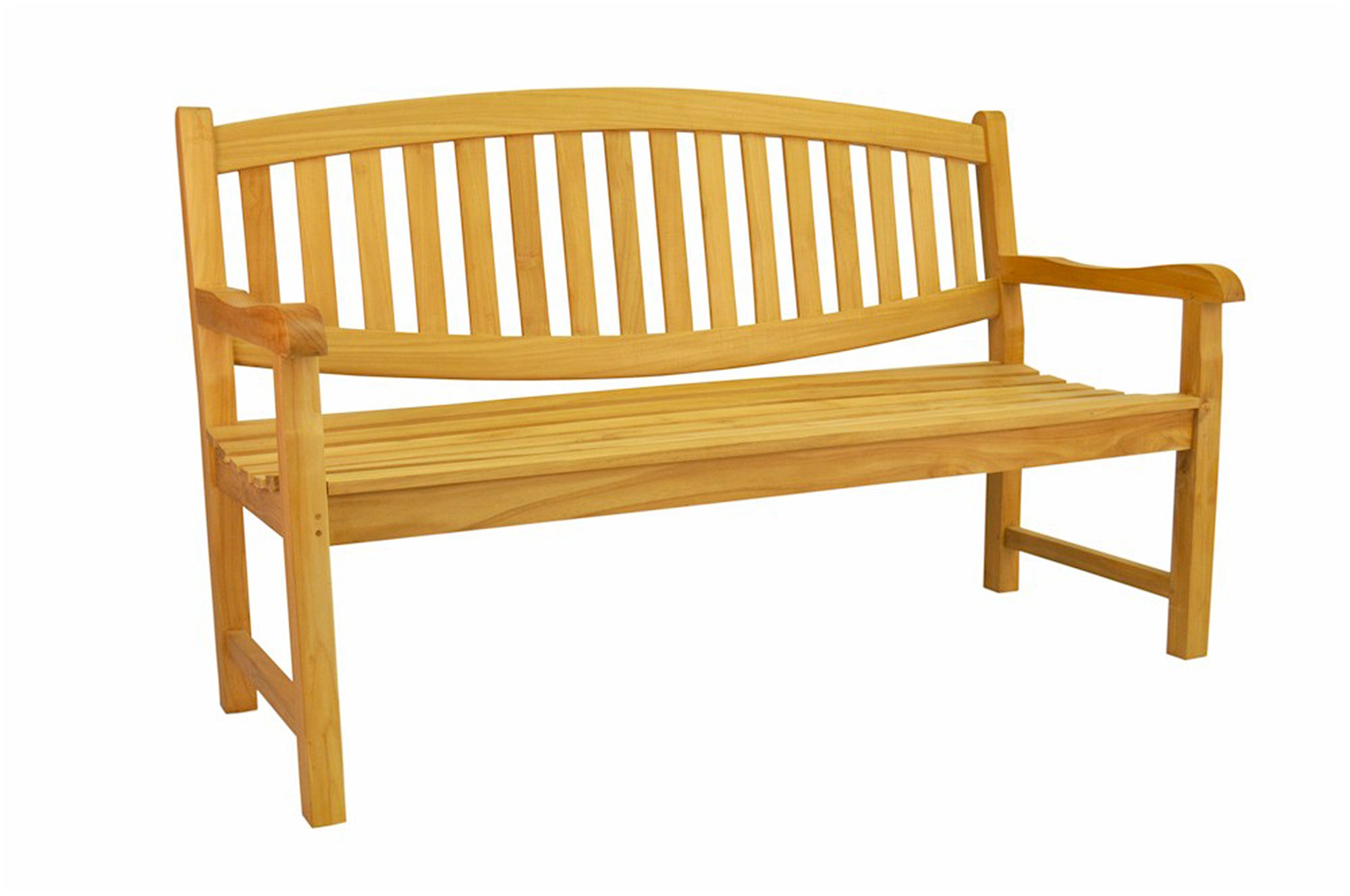 Anderson Teak | Kingston 3 Seat Teak Garden Bench |BH 005O   Furniture