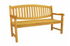 Anderson Teak | Kingston 3-Seat Teak Garden Bench |BH-005O -  Furniture - Teakwood Central