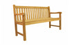 Anderson Teak | Classic 3-Seater Teak Garden Bench |BH-005S -  Furniture - Teakwood Central