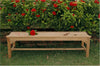 Anderson Teak | Hampton 3-Seat Backless Teak Bench |BH-067B -  Furniture - Teakwood Central