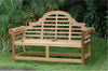 *Anderson Teak | Marlborough 2 Seat Teak Garden Bench | BH-195 -  Furniture - Teakwood Central