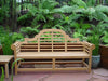 Anderson Teak | Marlborough 3 Seat Teak Garden Bench | BH-196 -  Furniture - Teakwood Central