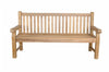 Anderson Teak | Devonshire 4-Seater Extra Thick Bench |BH-706S - Teakwood Central
