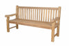 Anderson Teak | Devonshire 4-Seater Extra Thick Bench |BH-706S -  Furniture - Teakwood Central
