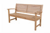 Anderson Teak | Victoria 3 Seat Teak Garden Bench |BH-7359 -  Furniture - Teakwood Central