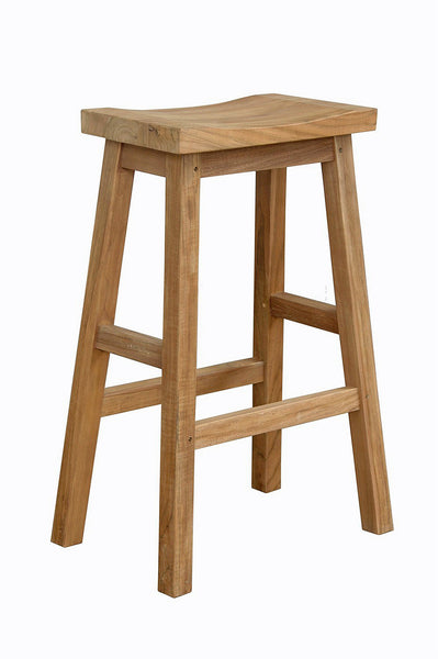 Anderson Teak | Alpine Rectangular Counter Stool |CHC-1714 -  Furniture - Teakwood Central