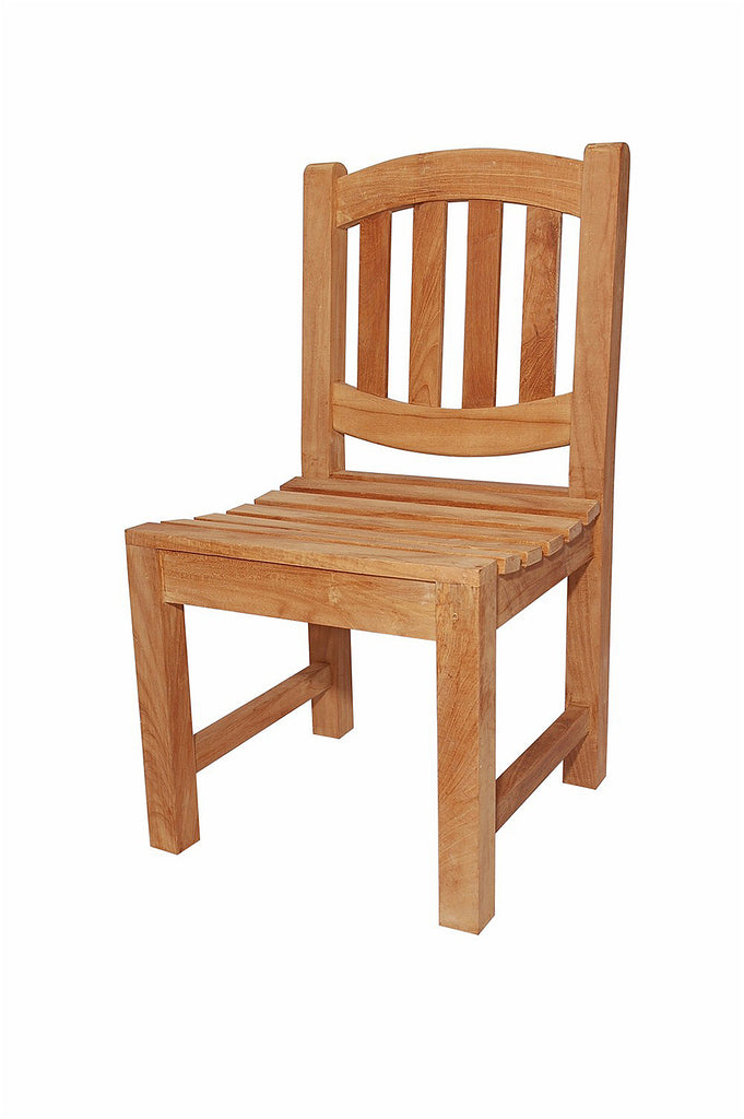 Anderson Teak | Kingston Dining Teak Chair |CHD-006 -  Furniture - Teakwood Central