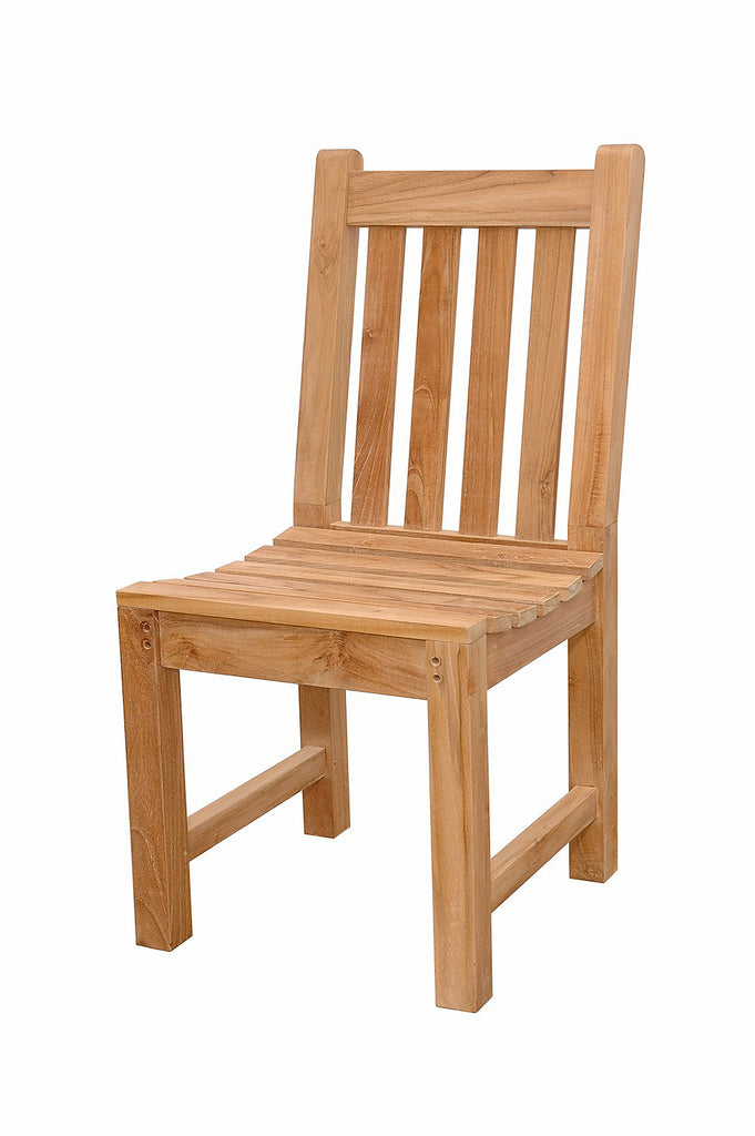 Anderson Teak | Classic Dining Teak Chair |CHD-037 -  Furniture - Teakwood Central