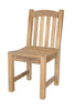 Anderson Teak | Chelsea Teak Dining Chair |CHD-107 -  Furniture - Teakwood Central