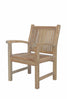 Anderson Teak | Double Ext. Table w/ Dining Armchair & Side Chairs | SET-90 -  Furniture - Teakwood Central