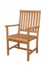 Anderson Teak | Wilshire Dining Teak Armchair |CHD-114 -  Furniture - Teakwood Central