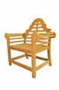 Anderson Teak | Marlborough Teak Armchair | CHD-190 -  Furniture - Teakwood Central