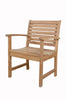 Anderson Teak | Victoria Dining Teak Armchair by Chapman |CHD-2033 -  Furniture - Teakwood Central