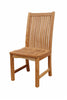 Anderson Teak | Chicago Dining Teak Chair |CHD-720 -  Furniture - Teakwood Central