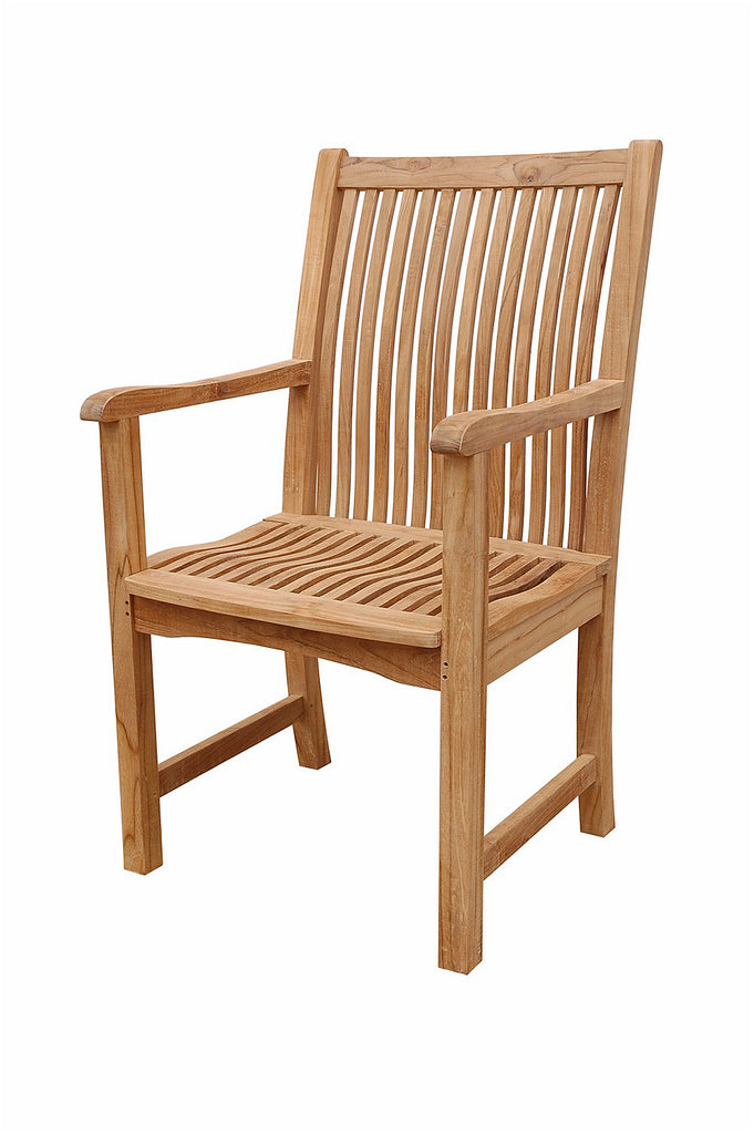 Anderson Teak | Chicago Teak Armchair |CHD-721 -  Furniture - Teakwood Central