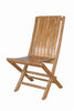 Anderson Teak | Comfort Folding Teak Chair Set of 2 |CHF-301 -  Furniture - Teakwood Central