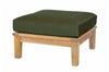 Anderson Teak | Brianna Ottoman with Cushion |DS-104 -  Furniture - Teakwood Central