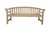 Anderson Teak | Brisbane Deep Seating Teak Bench |DS-183BH -  Furniture - Teakwood Central