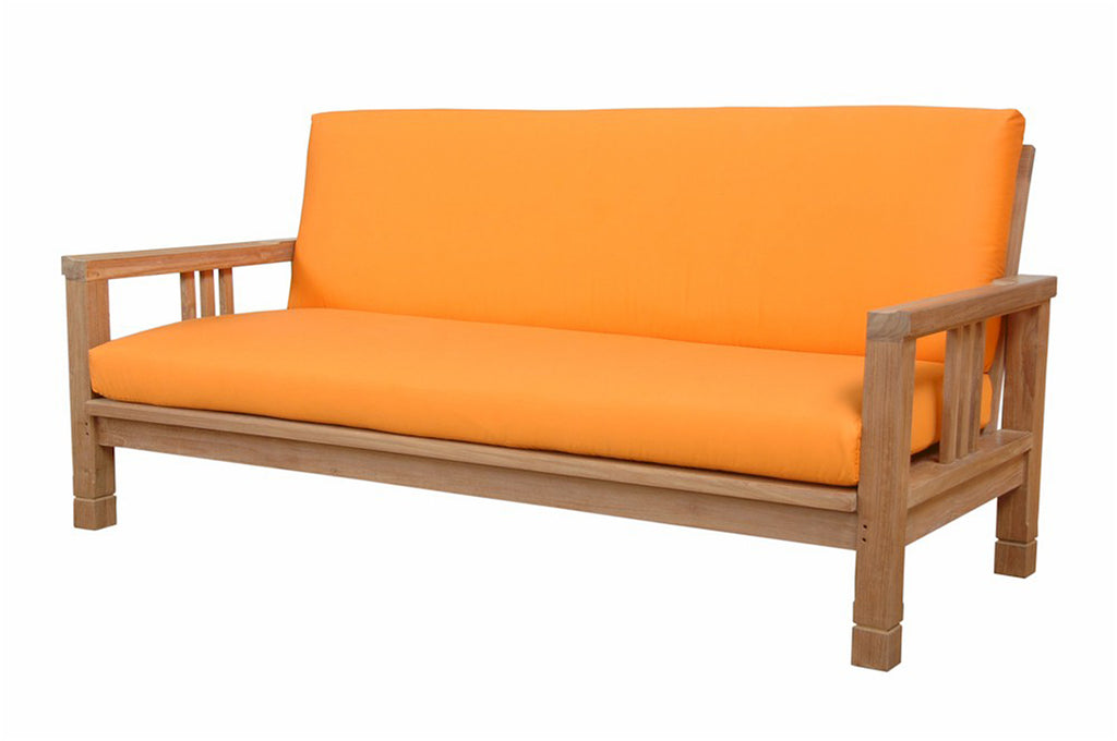 Anderson Teak | South-Bay Deep Seating Teak Sofa |DS-3013 -  Furniture - Teakwood Central