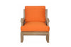 Luxe Modular Deep Seating Armchair w/Cushion Color Choice |DS-501 -  Furniture - Teakwood Central