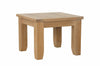 Anderson Teak | Luxe Square Side Table |DS-508 -  Furniture - Teakwood Central