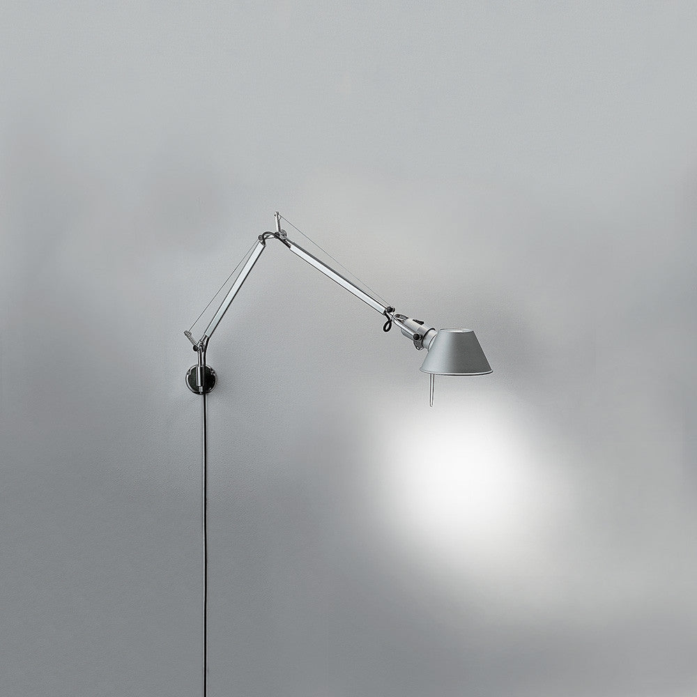 Artemide | Tolomeo Micro Wall Lamp |AM-Micro -  Indoor Lighting - Teakwood Central