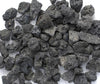 Lava Rocks for Outdoor Burners and Fireplaces per 10lb |AFG-LAVA10J -  Fireplaces - Teakwood Central