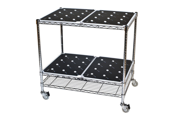 Neoz | Recharging Trolley Large for 48 NEOZ Cordless Lamps |NEO-C205 -  Lighting > Charging Devices & Remote Controls - Teakwood Central
