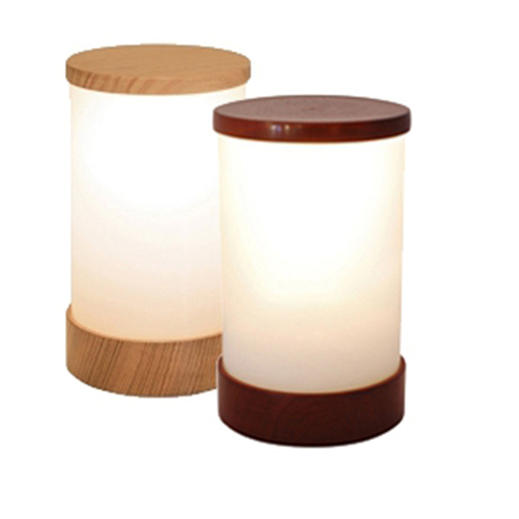 Neoz | Wood Cordless Rechargeable Table Lamp |NEO-CL025 -  Lighting - Teakwood Central