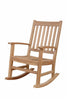 Anderson Teak | Palm Beach Rocking Teak Armchair |RC-2215 -  Furniture - Teakwood Central