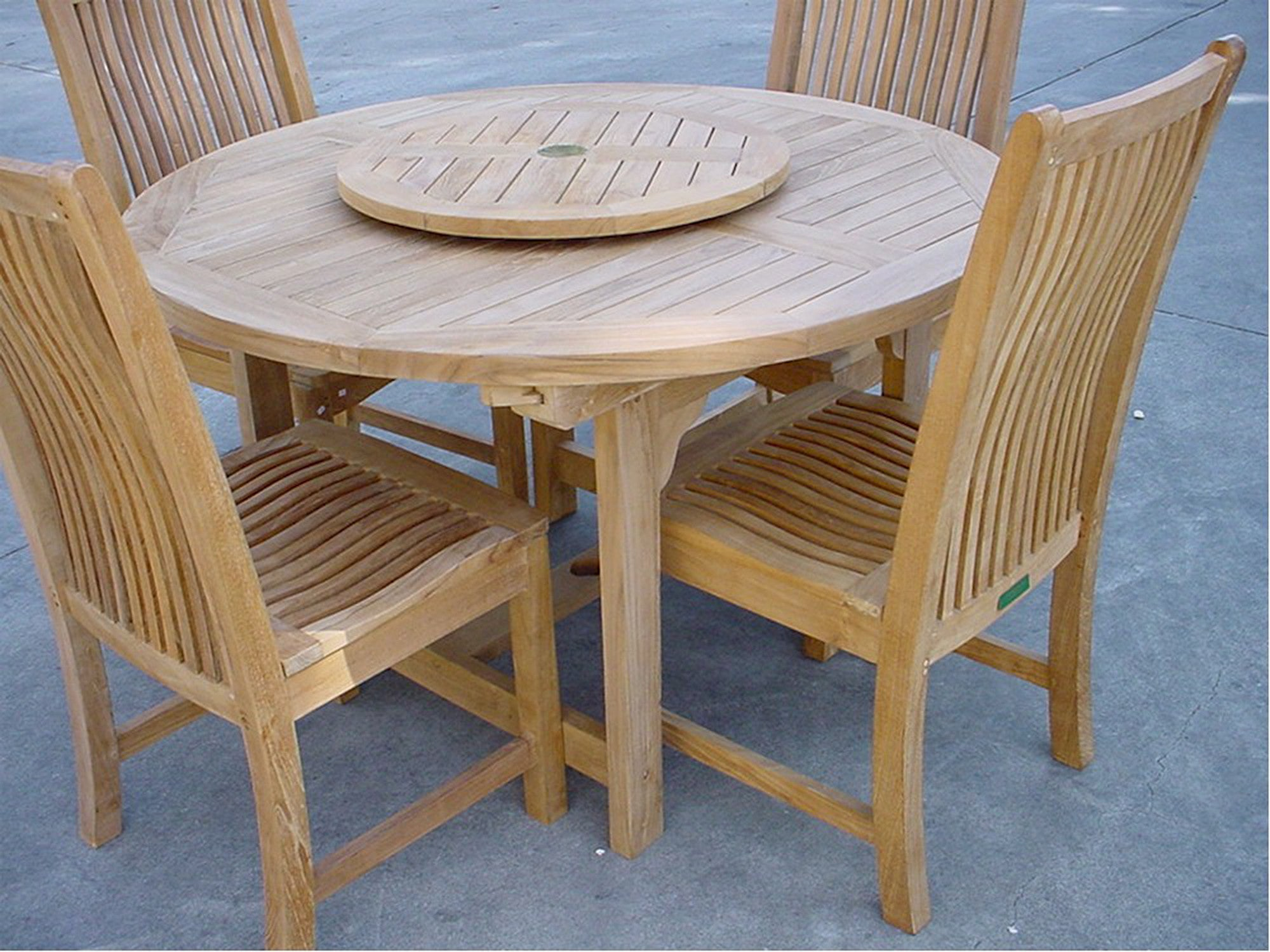 Oval Extension Table U0026 Dining Chairs Set |SET ...